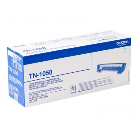 Brother TN1050 - noire - original - toner