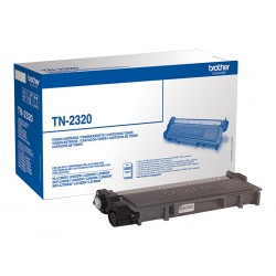Brother TN2320 - noire - original - toner