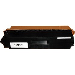 Toner compatible Brother TN326C