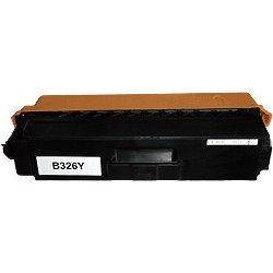 Toner compatible Brother TN326Y
