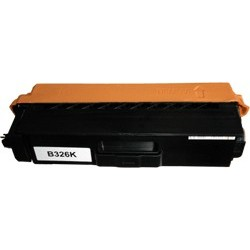 Toner compatible Brother TN326BK