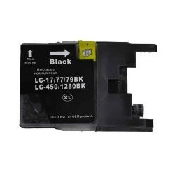 Cartouche compatible Brother LC1280XLBK