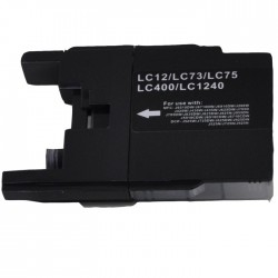 Cartouche compatible Brother LC1240BK