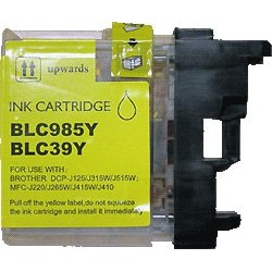 Cartouche compatible Brother LC985Y