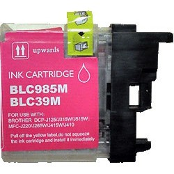 Cartouche compatible Brother LC985M