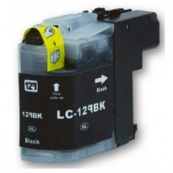 Cartouche compatible Brother LC129XLBK