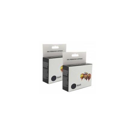 Cartouche compatible Brother LC1240BKBP2DR