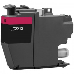Cartouche compatible Brother LC3213M