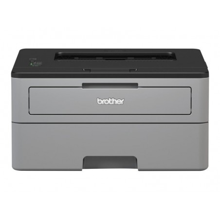 Imprimante Laser Brother HL-L2310D + PACK de 2 cartouches de toners équivalents TN-2420 (3000 pages)