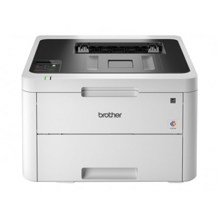 Imprimante Laser Brother HL-L3230CDW + PACK de 4 cartouches couleurs de toners équivalents TN-247BK/ TN-247C / TN-247Y / TN-247M