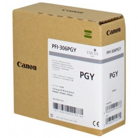PFI 306PGY cartridge