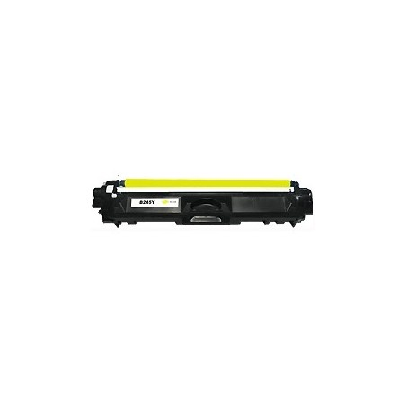 Brother toner compatible TN241Y Jaune