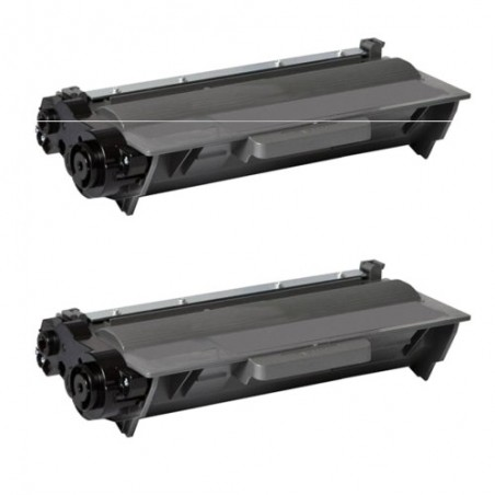 Pack de 2 Brother TN3430 compatible