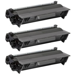 Pack de 3 Brother TN3430 compatible