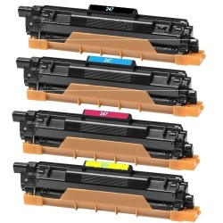 Pack de 4 Brother TN247 cartouche d'encre compatible