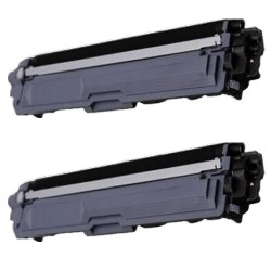 Pack de 2 Brother TN243BK compatible