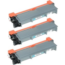 Pack de 3 Brother TN2310 compatible