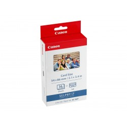 Canon KC-36IP - Pack Photo - original - ruban d'impression + Papier