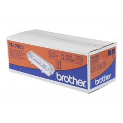 Brother TN7600 - noire - original - toner