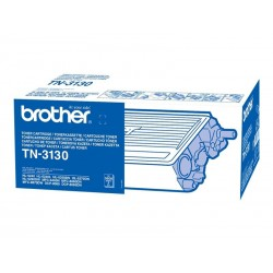 Brother TN3130 - noire - original - toner