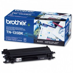 Brother TN135BK - noire - original - toner