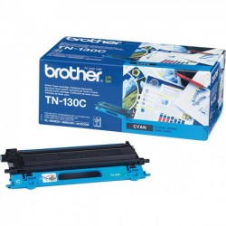Brother TN130C - cyan - original - toner