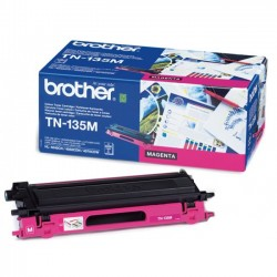 Brother TN135M - magenta - original - toner