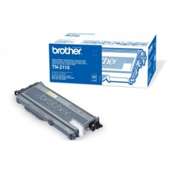 Brother TN2110 - noire - original - toner
