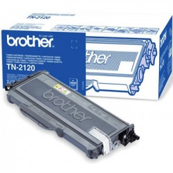 Brother TN2120 - noire - original - toner