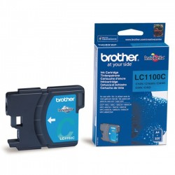 Brother LC1100 - cyan - originale - cartouche d'encre