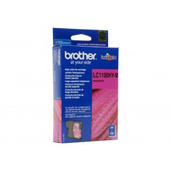 Brother LC1100 - magenta - originale - cartouche d'encre