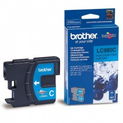 Brother LC980 - cyan - originale - cartouche d'encre