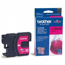Brother LC980 - magenta - originale - cartouche d'encre