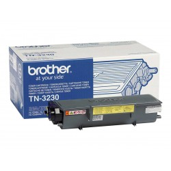 Brother TN3230 - noire - original - toner