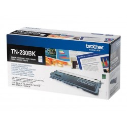 Brother TN230BK - noire - original - toner