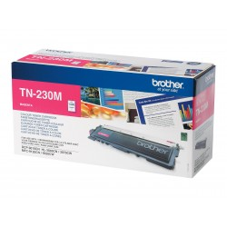 Brother TN230M - magenta - original - toner