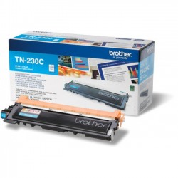 Brother TN230C - cyan - original - toner