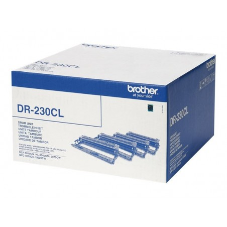 Brother DR230CL - original - kit tambour