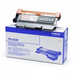 Brother TN2210 - noire - original - toner