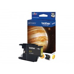 Brother LC1240 - jaune - originale - cartouche d'encre