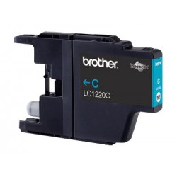 Brother LC1220 - cyan - originale - cartouche d'encre