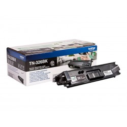 Brother TN326BK - noire - original - toner
