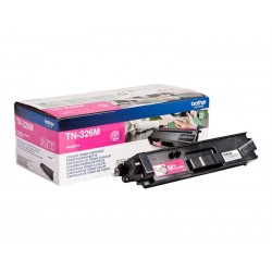 Brother TN326M - magenta - original - toner