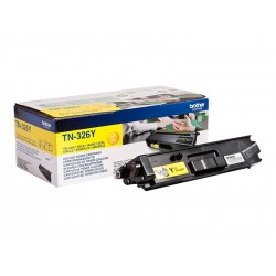 Brother TN326Y - jaune - original - toner