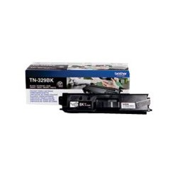 Brother TN329BK - noire - original - toner