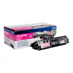 Brother TN329M - magenta - original - toner