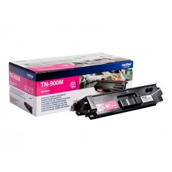 Brother TN900M - magenta - original - toner