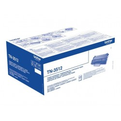 Brother TN3512 - noire - original - toner