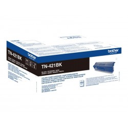 Brother TN421BK - noire - original - toner
