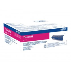 Brother TN421M - magenta - original - Toner